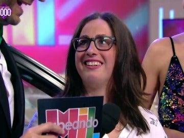 La superfan de Zapeando, sorprendida por el programa