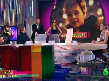 La original felicitación simulando a Equipo de Investigación gana los 1.000 euros de Zapeando