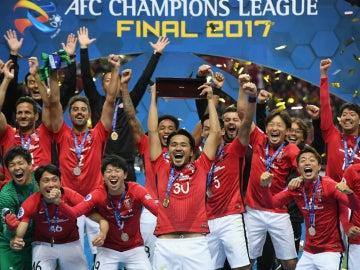 El Urawa, campeón de la Champions asiática