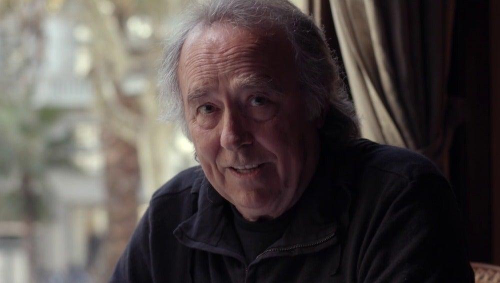 Joan Manuel Serrat en Salvados
