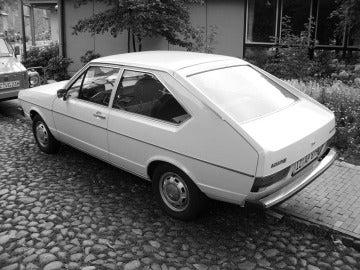 Imagen de un Volkswagen Passat