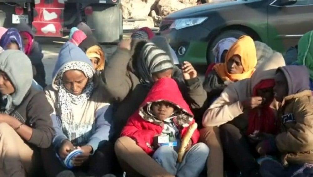 Miles de niñas nigerianas son vendidas como esclavas al llegar a Europa