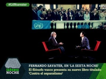 Fernando Savater, en laSexta Noche