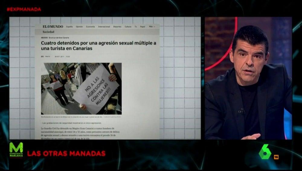 Manuel Marlasca en Expediente Marlasca