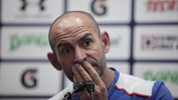 Paco Jémez deja de ser entrenador del Cruz Azul.