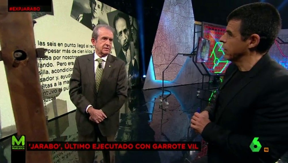 Juan Rada, último director de El Caso
