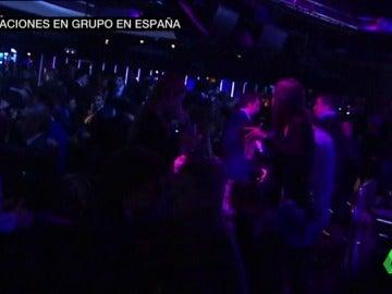Denuncia una violación por un hombre y las cámaras muestran que eran cinco: las otras 'manadas ' en España