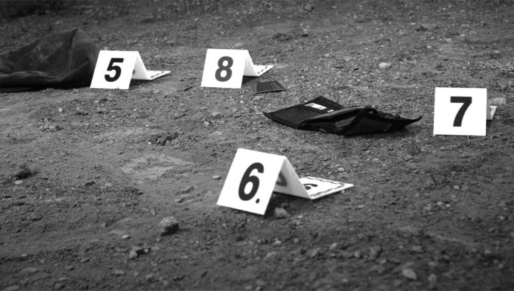 Imagen que ilustra la violencia en el Triángulo Norte de Centroamérica