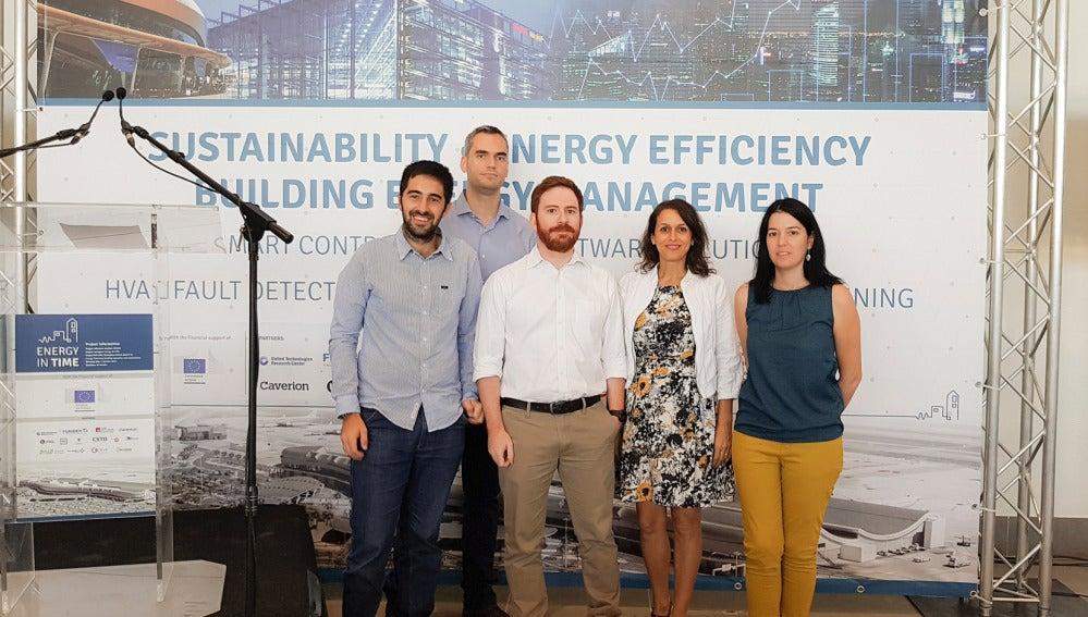 Un sistema inteligente reduce un 20 el consumo en climatizacion de edificios