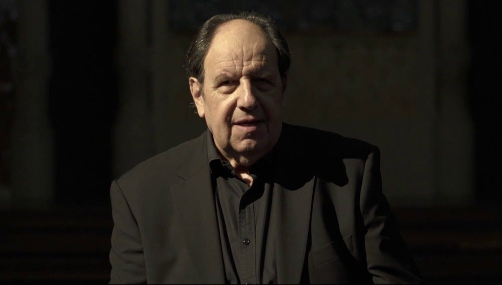 El actor Josep Maria Pou en Malas Compañías