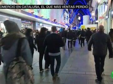 comercio cataluña