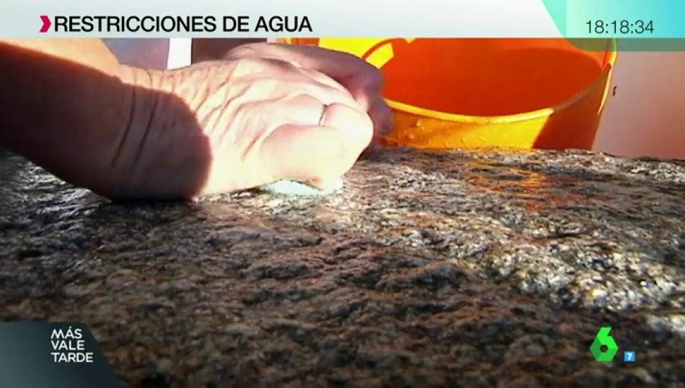 ¿Podrías vivir con 200 litros de agua al día? Así es la vida de los vecinos del municipio gallego de Redondela