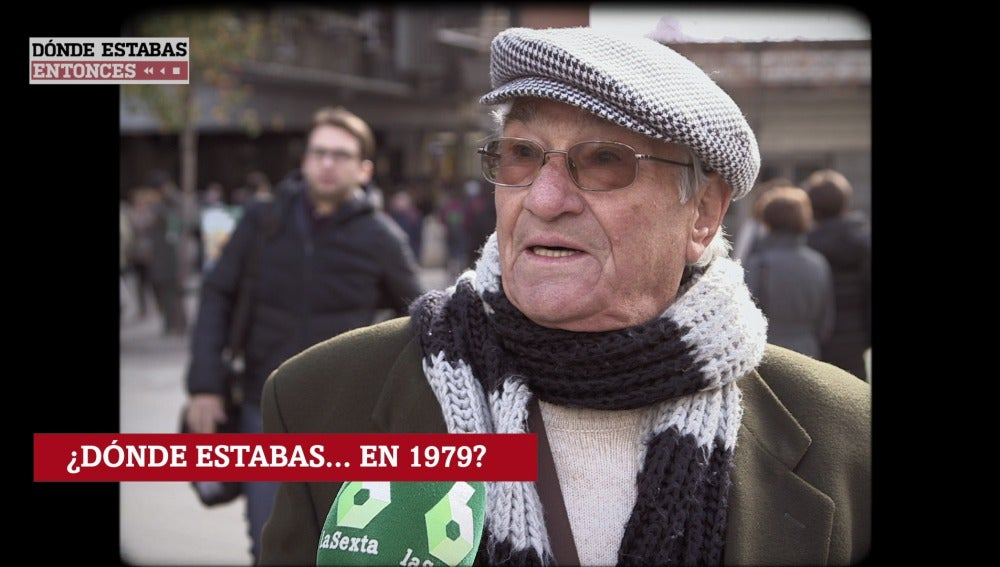 ¿Dónde estaban los ciudadanos en el año 1979?