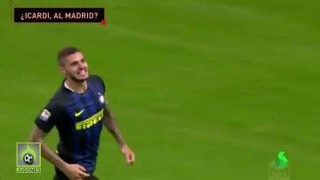 ¿Qué pasará con Icardi? El Madrid busca refuerzos en la delantera