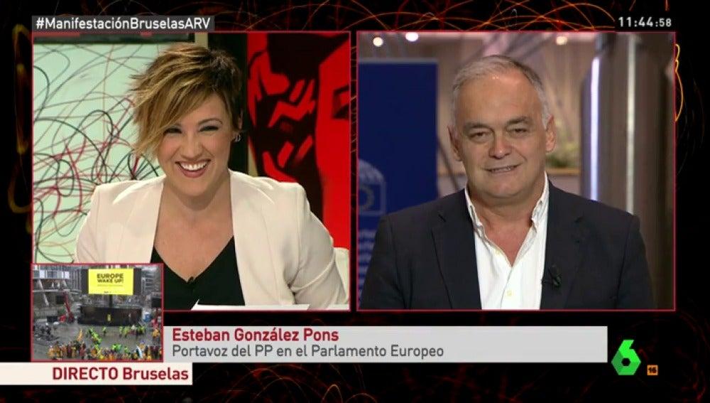 """La peculiar excusa de González Pons para negar que vaya a presentarse a la alcaldía de Valencia: """"Mi madre no me deja"""""""