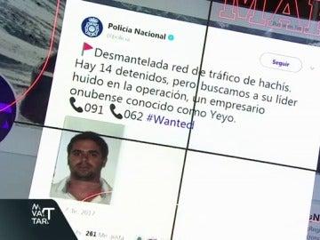 La Policía pide colaboración ciudadana a través de Twitter