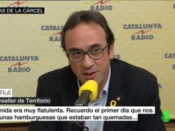 El exconseller Josep Rull