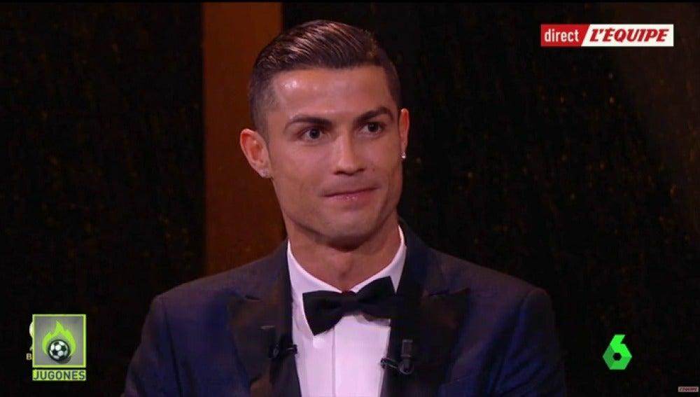 """Cristiano vuelve a sembrar dudas sobre su futuro: """"Quiero seguir en el Madrid si es posible"""""""