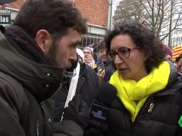 """Marta Rovira asegura que las elecciones del 21D son """"ilegales e ilegítimas"""", pero se presentan porque se consideran """"demócratas antes que independentistas"""""""
