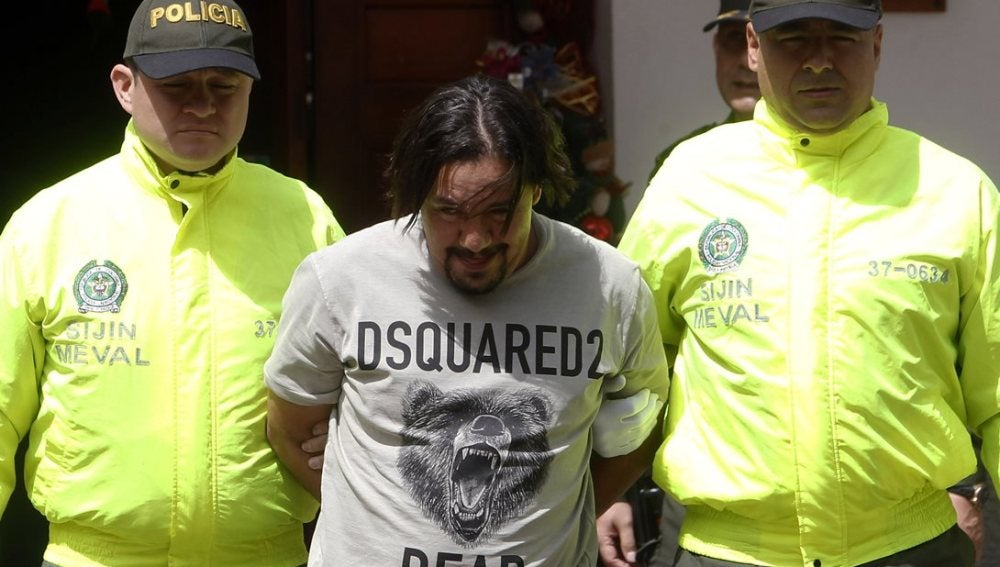 Detenido en Colombia 'Tom', uno de los narcotraficantes más buscados
