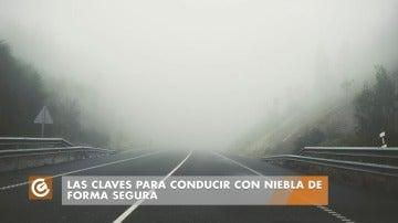 Las claves para conducir con niebla