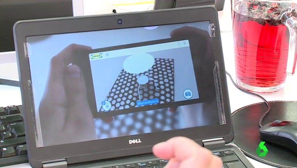 La realidad virtual permite 'probar' los productos