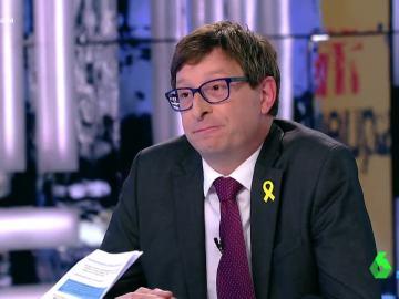 El exconseller de Justicia, Carles Mundó