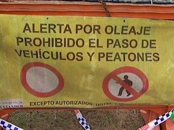 San Sebastián, Madrid, Santander… así está afectando la ciclogénesis explosiva 'Ana' a toda España