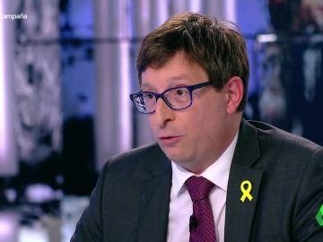 El exconseller de Justicia Carles Mundó