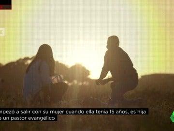 La nueva vida de José Rabadán, el 'asesino de la catana': vive en con su mujer y su hija y se refugia en una asociación evangélica