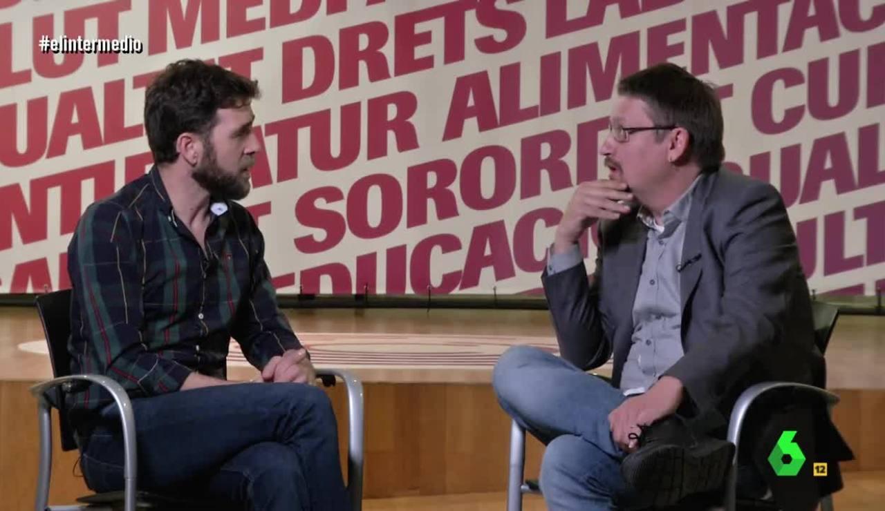 Gonzo con Xavier Domènech