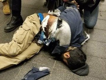 El sospechoso del intento de atentado en Nueva York
