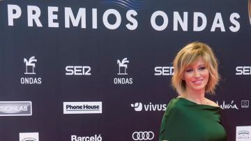 Susanna Griso recoge su segundo Premio Ondas a mejor presentadora