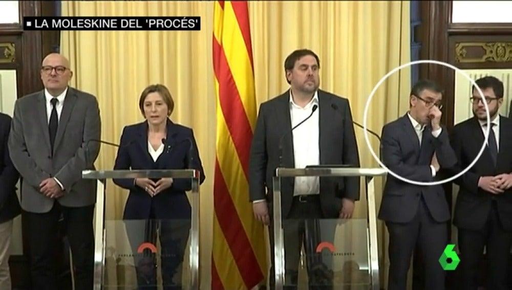 Josep María Jové, número dos de Junqueras