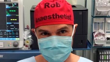 Doctor Rob Hackett
