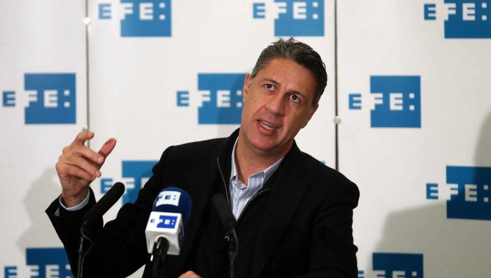 El candidato del PPC a la presidencia de la Generalitat de Catalunya, Xavier García Albiol