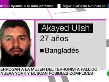 Akayed Ullah, autor del atentado fallido