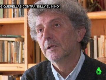 Adolfo Rodríguez, víctima de las torturas de Billy el Niño