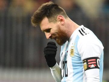 Leo Messi concedió una entrevista a la FIFA