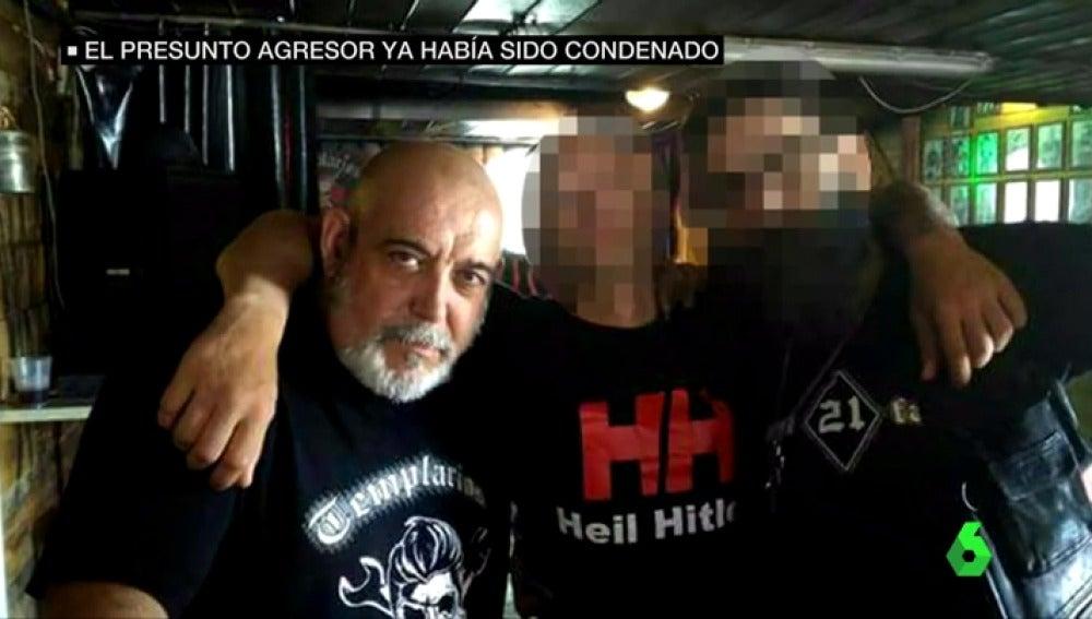 Víctor Láinez, fallecido tras una agresión en Zaragoza