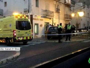 Dos heridos en un tiroteo en un bar en Sant Carles de la Ràpita, en Tarragona