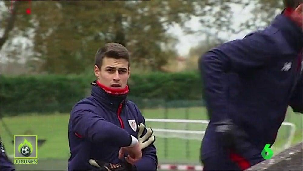 """La afición del Athletic pendientes de Kepa: """"Sería una pérdida importante"""""""