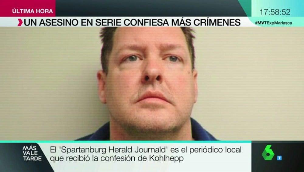 Todd Kohlhepp, condenado por siete asesinatos
