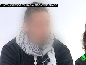 Rodrigo Lanza, presunto asesino de Víctor Láinez