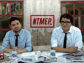 Miguel Maldonado y Facu Díaz, de NTMEP