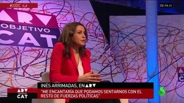 """Inés Arrimadas: """"El señor Puigdemont se ha saltado las leyes y ha huido, ¿pretende ser investido por plasma?"""""""