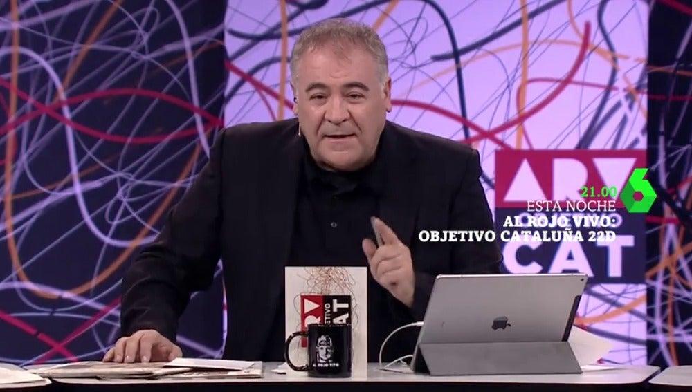 Programación especial este viernes en laSexta con el análisis y la última hora tras las elecciones en Cataluña
