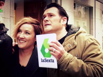 Cristina Pardo e Iñaki López se preparan para las Campanadas en laSexta