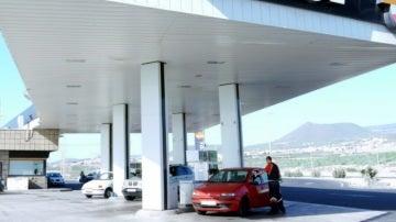 Gasolinera de Granadilla