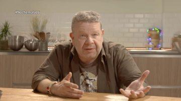 Alberto Chicote, en Nochemala en la cocina